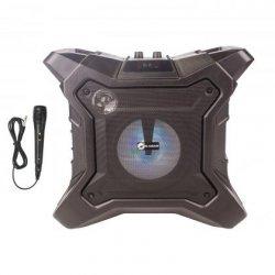 N-Gear Portable bluetooth speaker The X 200 W, Waterproof, Black, Bluetooth, Portable, Wireless connection