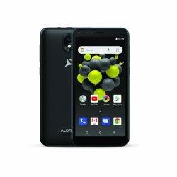 Allview A10 Lite Black, 5.34 , Capacitive multitouch screen, 2,5D, 480 x 960 pixels, Cortex-A7 Quad-core, Internal RAM 1 GB, 8
