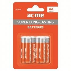 ACME LR6 Alkaline Batteries AA/6pcs