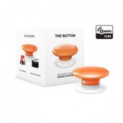 Fibaro The Button Z-Wave, Orange