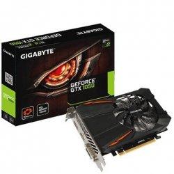 Gigabyte GeForce GTX 1050 D5 NVIDIA, 2 GB, GeForce GTX 1050, GDDR5, Memory clock speed 7008 MHz, PCI Express 3.0, HDMI ports qua