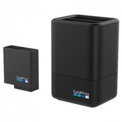 GoPro Dual Battery Charger + Battery (HERO5 Black/HERO6/HERO7)