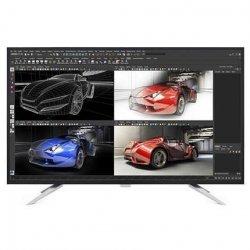Philips BDM4350UC/00 43 , IPS, 4K UHD, 3840 x 2160 pixels, 16:9, 5 ms, 300 cd/m², Black (silver foot)