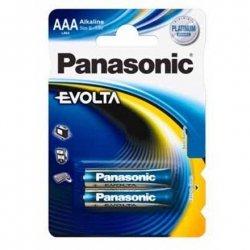 Panasonic Evolta AAA AAA/LR03, Alkaline, 2 pc(s)
