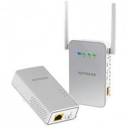 Netgear Powerline-Adapter PLW1000-100PES 1 port, 10/100/1000 Mbit/s, Data transfer rate (max) 1000 Mbit/s