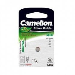 Camelion SR60W/G1/364, Silver Oxide Cells, 1 pc(s)
