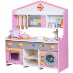 Kuchnia drewniana dla dzieci junior chef enero maxi