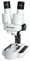 Mikroskop stereoskopowy Bresser Junior 20x #M1