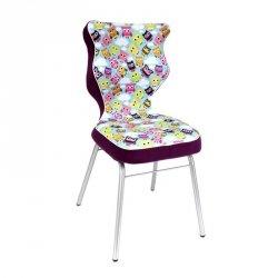 Krzesło Classic Storia - rozmiar 4 - sówki #R1
