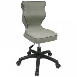 Krzesło PETIT czarny Luka 13 rozmiar 4 wzrost 133-159 #R1