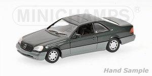MINICHAMPS MINICHAMPS Mercedes-Benz 600 SEC