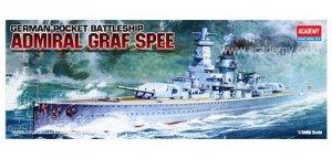 Academy Battleship Admiral Graf Spee