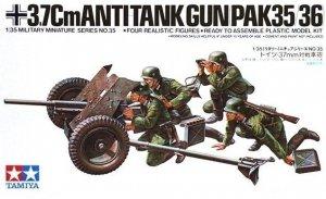 Tamiya German 37 mm Anti-tank Gun
