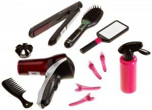Klein Mega zestaw fryzjerski Braun