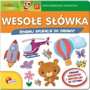 Lisciani Książeczki Carotiny - Wesołe słówka