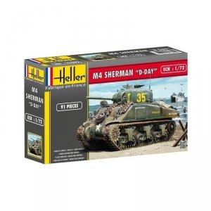 Heller M4 Scherman D-Day