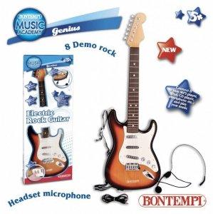 Gitara elektroniczna - zestaw