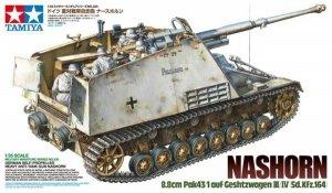 Tamiya German Self-Propelled Heavy Anti-Tank Gun Nashorn