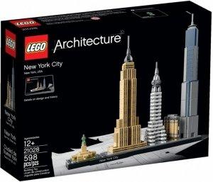 LEGO Architecture Nowy Jork