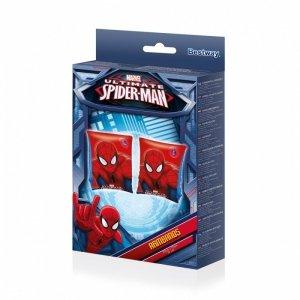 BESTWAY Rękawki do nauki pływania Spiderman 23x15 cm