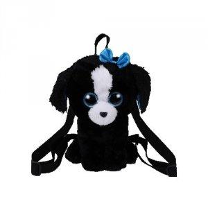Meteor Plecak TY Gear Tracey czarno-biały pies