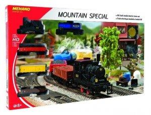 Mehano Zestaw startowy MET112 Mountain Special