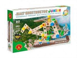 Zestaw konstrukcyjny Mały Konstruktor Junior 3w1 - Śmigłowiec