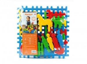 Marioinex Klocki konstrukcyjne Mini Farma