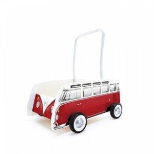 Hape Chodzik VW Klasyczny bus T1 czerwony