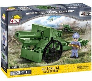 Cobi Klocki Klocki Small Army 155 mm Field Howitzer