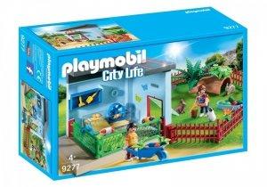 Playmobil Zestaw figurek Pensjonat dla małych zwierząt