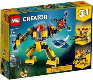 LEGO Klocki Creator Podwodny robot