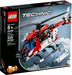 Klocki Technic Helikopter ratunkowy