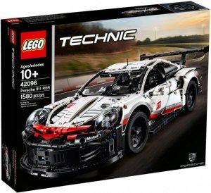 LEGO Klocki Technic 42096 Porsche 911 RSR