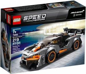 LEGO Klocki Speed Champions McLaren Senna