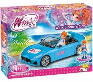 Cobi Klocki Klocki Winx Auto Bloom