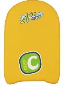 BESTWAY Deska do nauki pływania Step C 43x30 cm