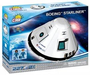 Klocki Boeing Starliner 227 elementów