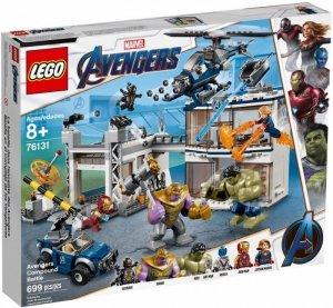 LEGO Klocki Super Heroes Bitwa w kwaterze Avengersów