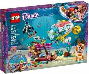 Klocki Friends Na ratunek delfinom