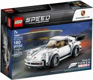 LEGO Klocki Speed Champions Porsche 911 Turbo 3.0