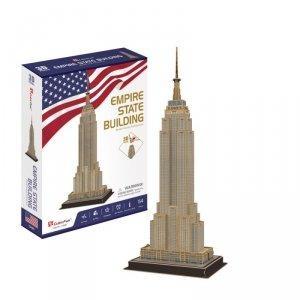 Cubicfun Puzzle 3D Empire State Building 54 elementy