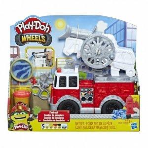 Hasbro Masa plastyczna PlayDoh Wheels Wóz strażacki