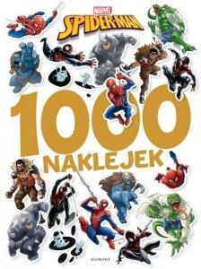Egmont Spider-man. 1000 naklejek