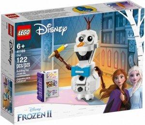 Klocki Księżniczki Disneya Olaf