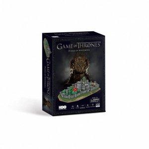 Cubicfun Puzzle 3D Gra o Tron Winterfell