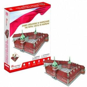 Cubicfun Puzzle 3D Zamek Królewski w Warszawie