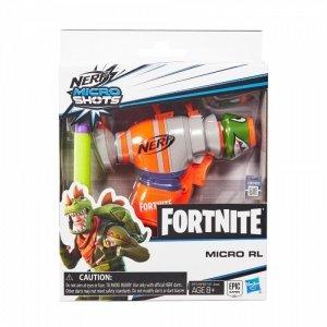 Miotacz Nerf Microshots Fortnite RL