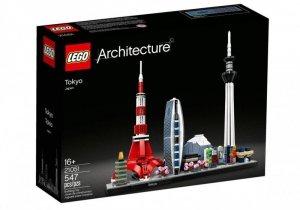 LEGO Klocki Architecture 21051 Tokio