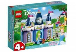 Klocki Disney Princess Przyjęcie w zamku Kopciuszka
